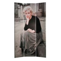 Marilyn 3 Panel Canvas Screen – PREMIER COLLECTION