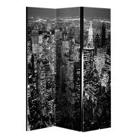 ARTHOUSE New York 3 Panel Screen