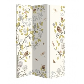Night Owl Room Divider
