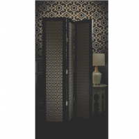 San Remo 3 Panel Screen – Arthouse