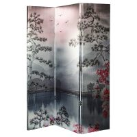 Kyasha Blush 3 Panel Screen – Arthouse