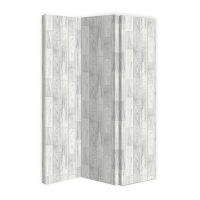 ARTHOUSE Salcombe Wood 3 Panel Screen