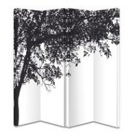 ARTHOUSE Trees 4 Panel Screen