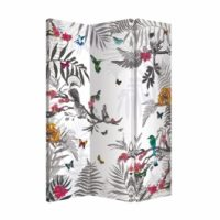 ARTHOUSE Mystical Forest 3 Panel Screen