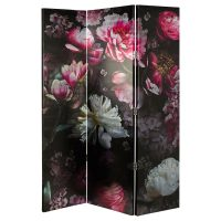 Momoka Floral 3 Panel Screen – Arthouse